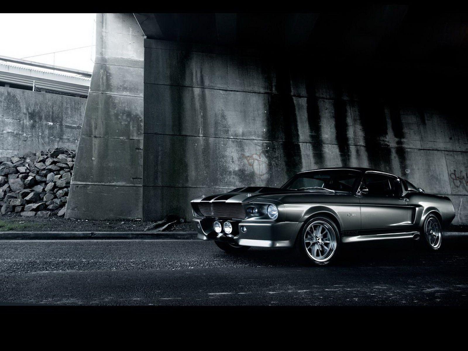 1967 Mustang Wallpapers 1600x1200