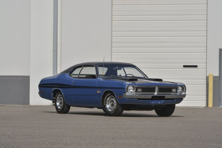 1971 Dodge Demon GSS Muscle Classic Old Original USA  09 wallpaper 736x491