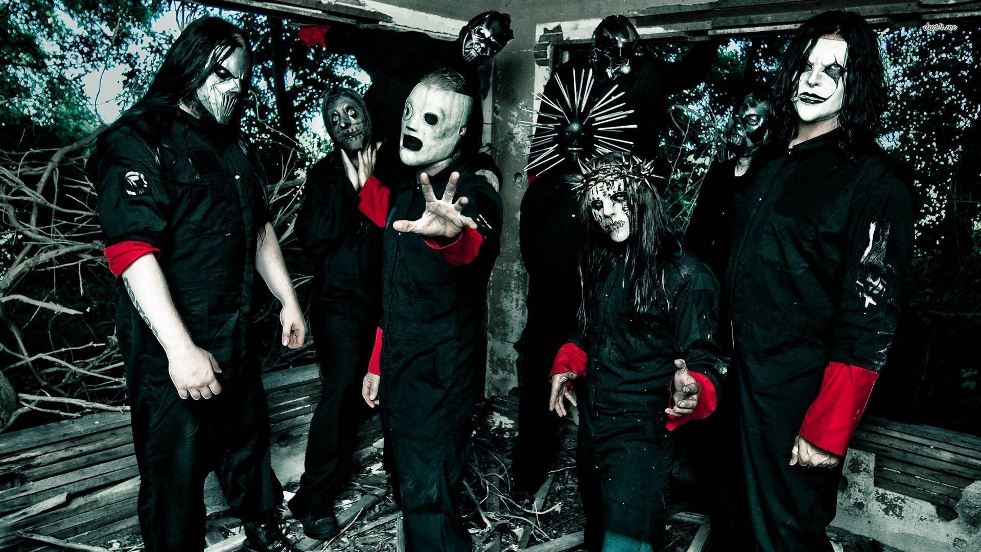 Slipknot wallpaper   972658 1920x1080