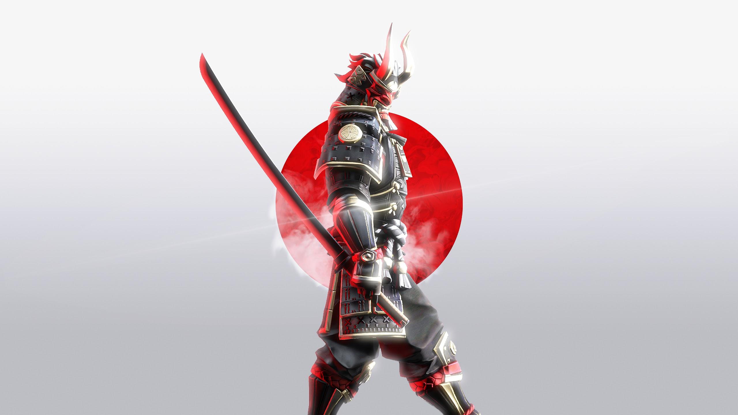 Fortnite Shogun 4K Wallpaper 178 2560x1440