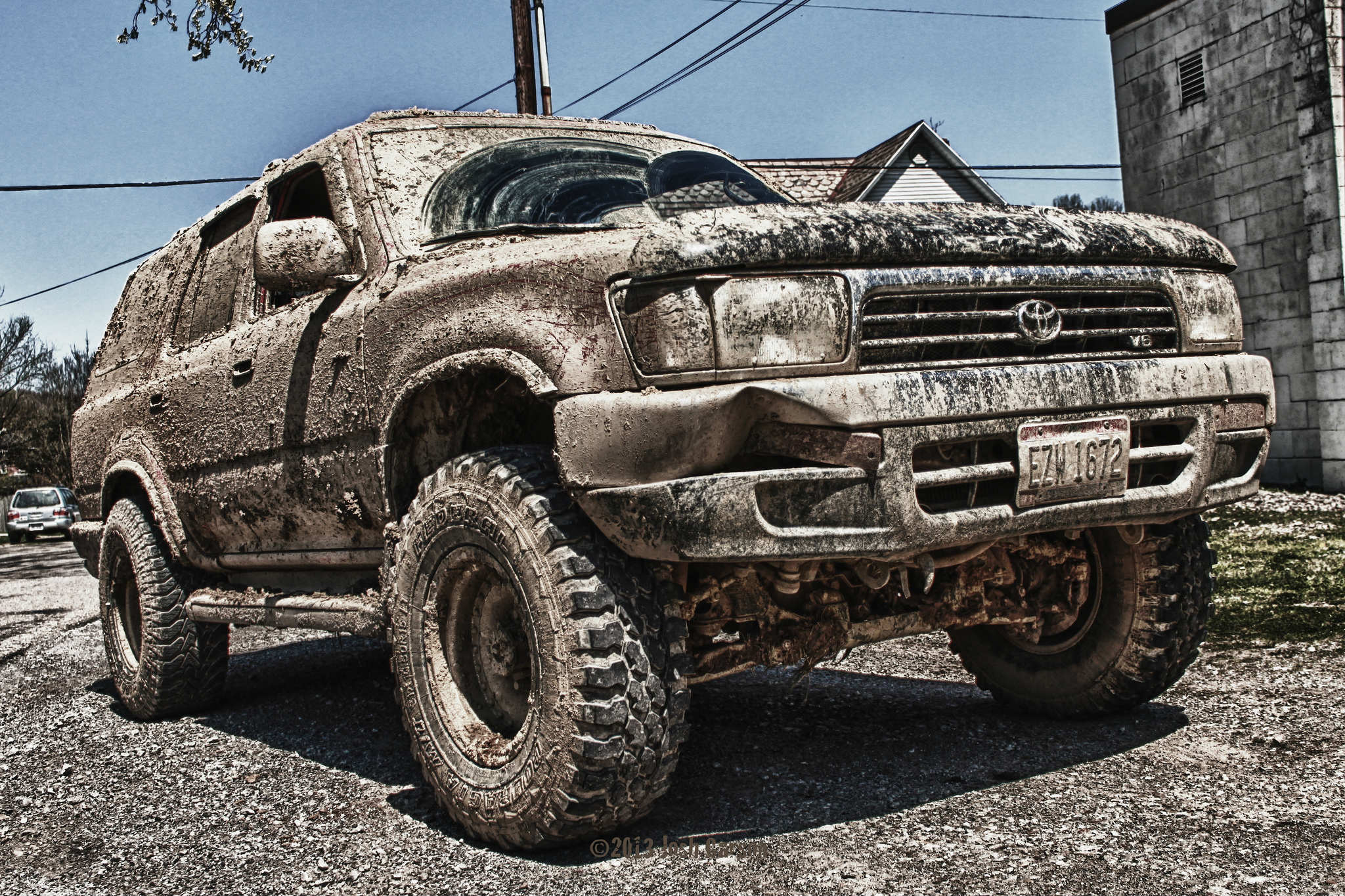 mud truck wallpapers for desktop - photo #21