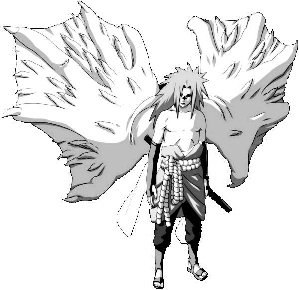 Sasuke curse mark thingy by PencilDude69 600x582