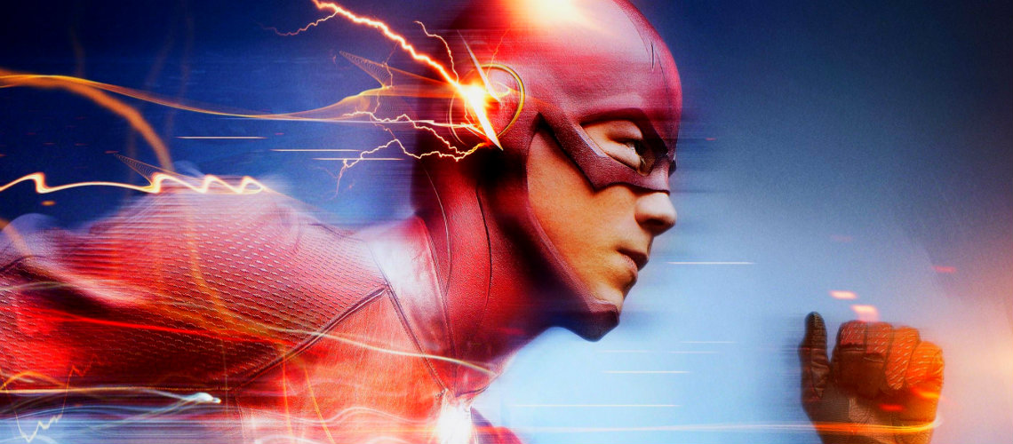 The Flash TV Series HD Wide Wallpaperjpg 1140x500