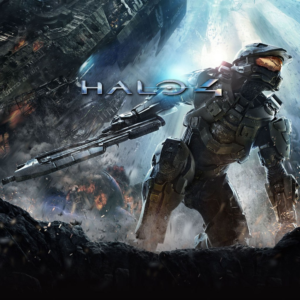 Its release very soon Below for Halo 4 iPad Wallpaper backgrounds 1024x1024