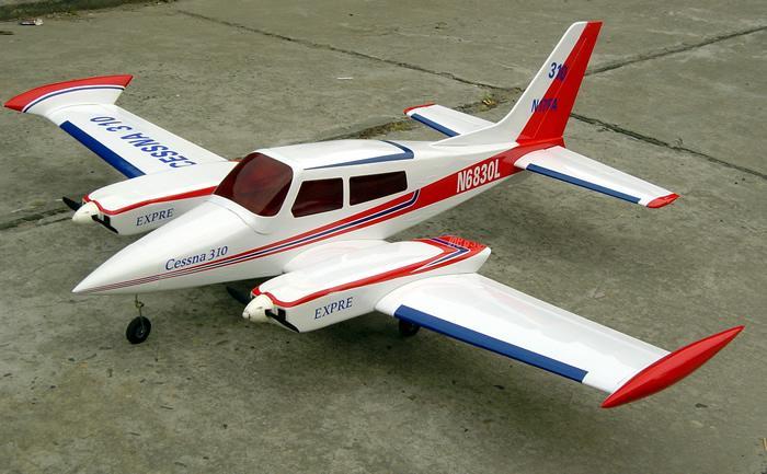 RC Aircraft   Nitro Gas Powered Radio Remote Control Airplane ARF 700x433