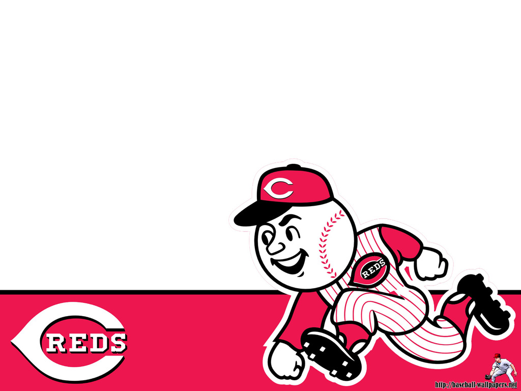 Cincinnati Reds Wallpaper loopelecom 1024x768