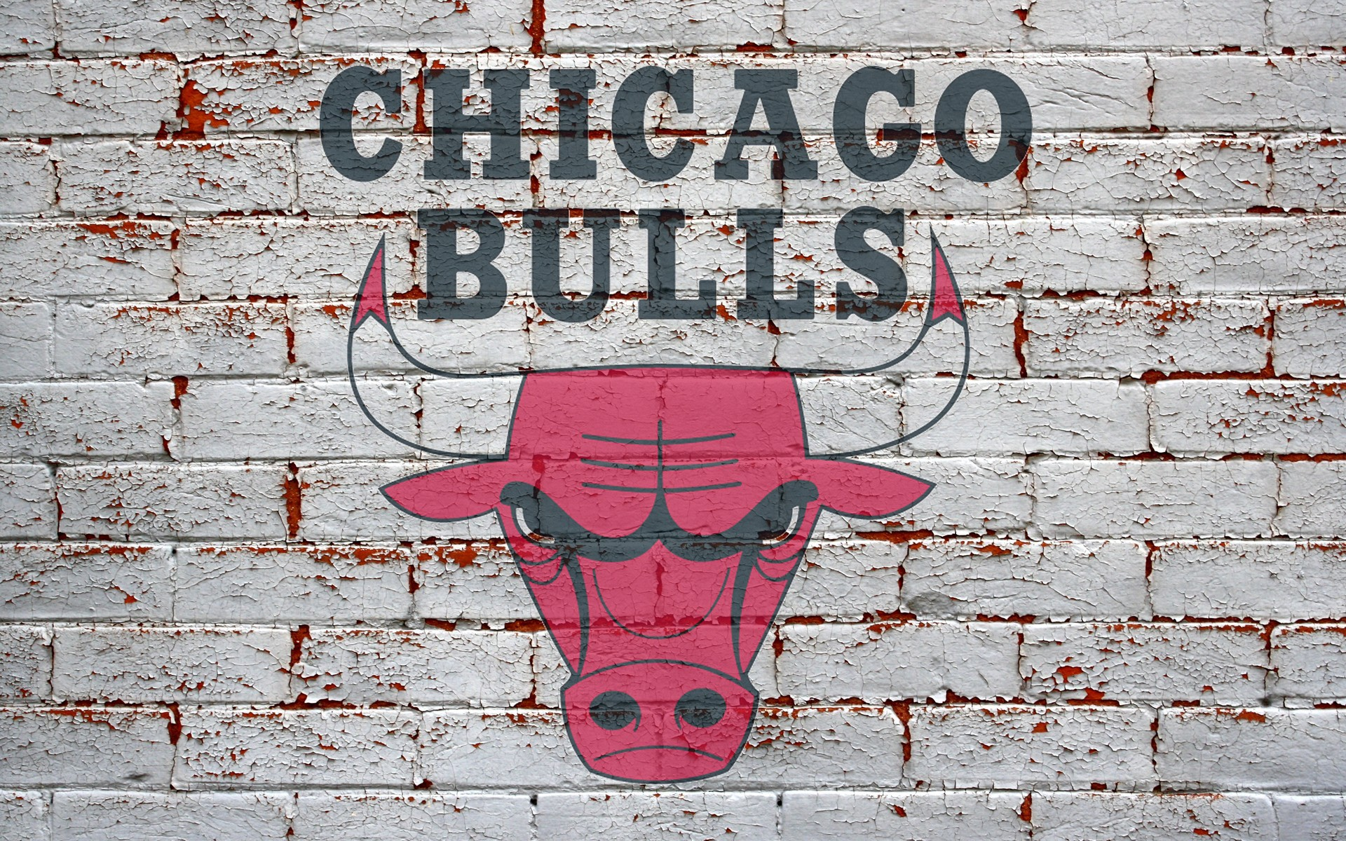 brick nba latest wallpaper bulls chicago logo 1920x1200