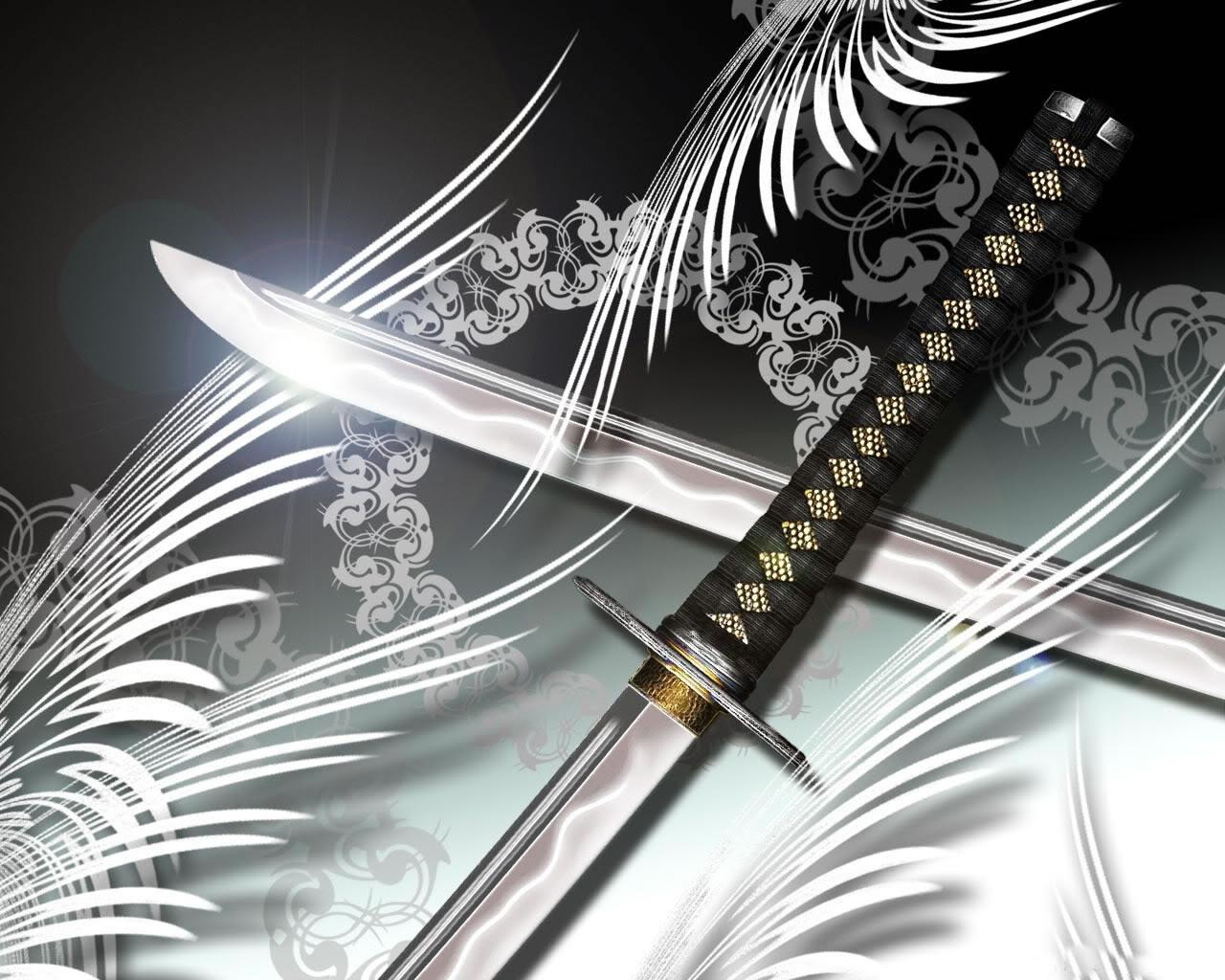 Wallpapers Katana Sword Artistic