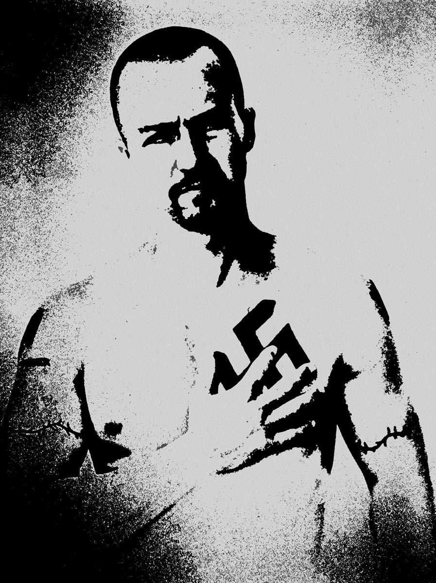 Edward Norton American History X Wallpaper 897x1200
