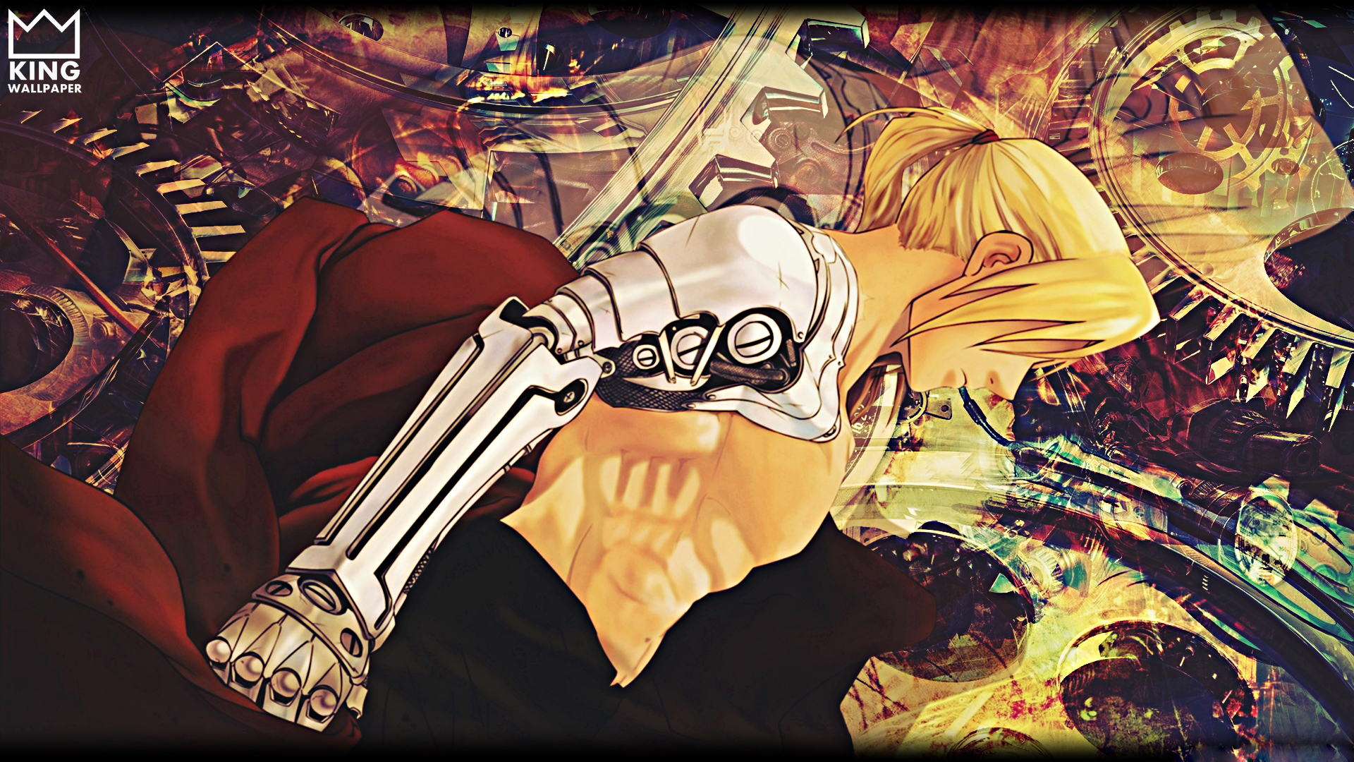 Fullmetal Alchemist Backgrounds 1920x1080