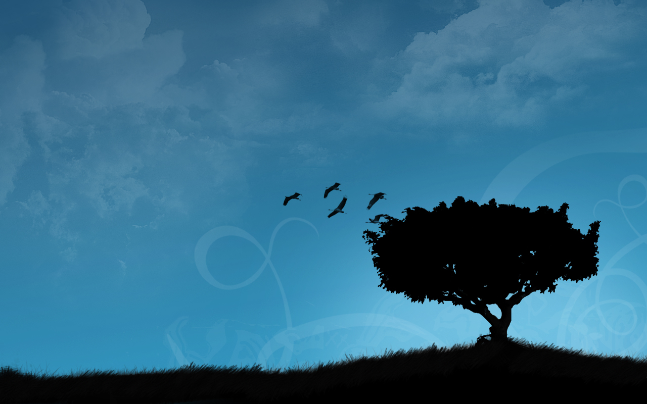 peace   WALLPAPER by thegenome 1280x800