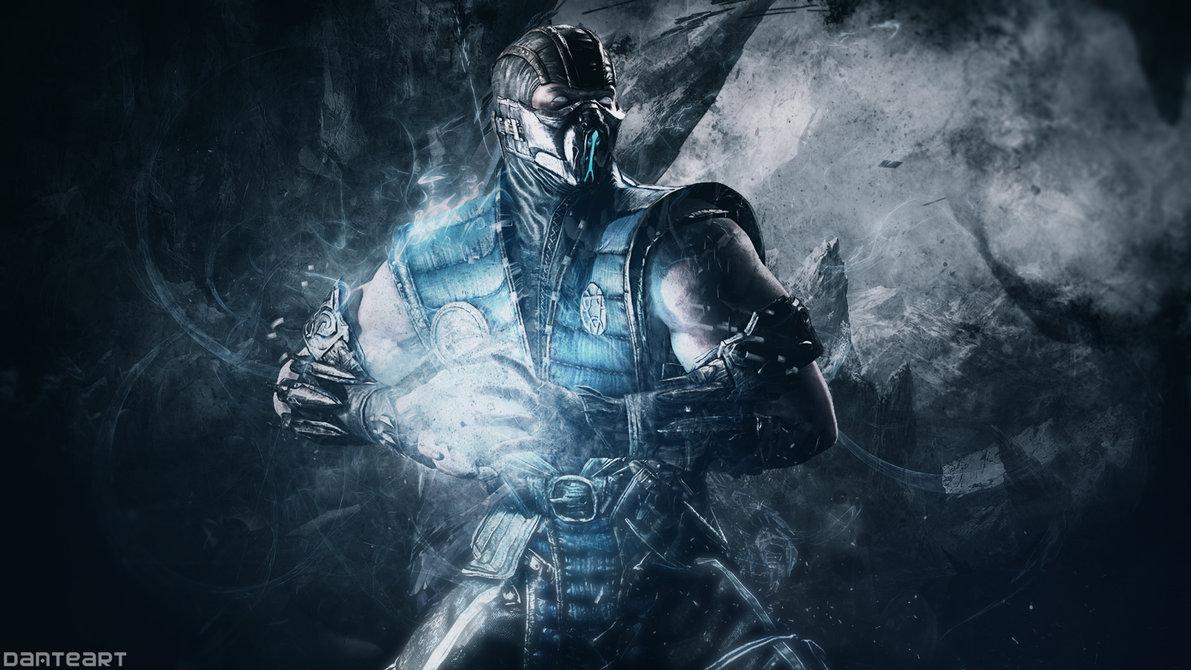 Free Download Mortal Kombat X Sub Zero Wallpaper By