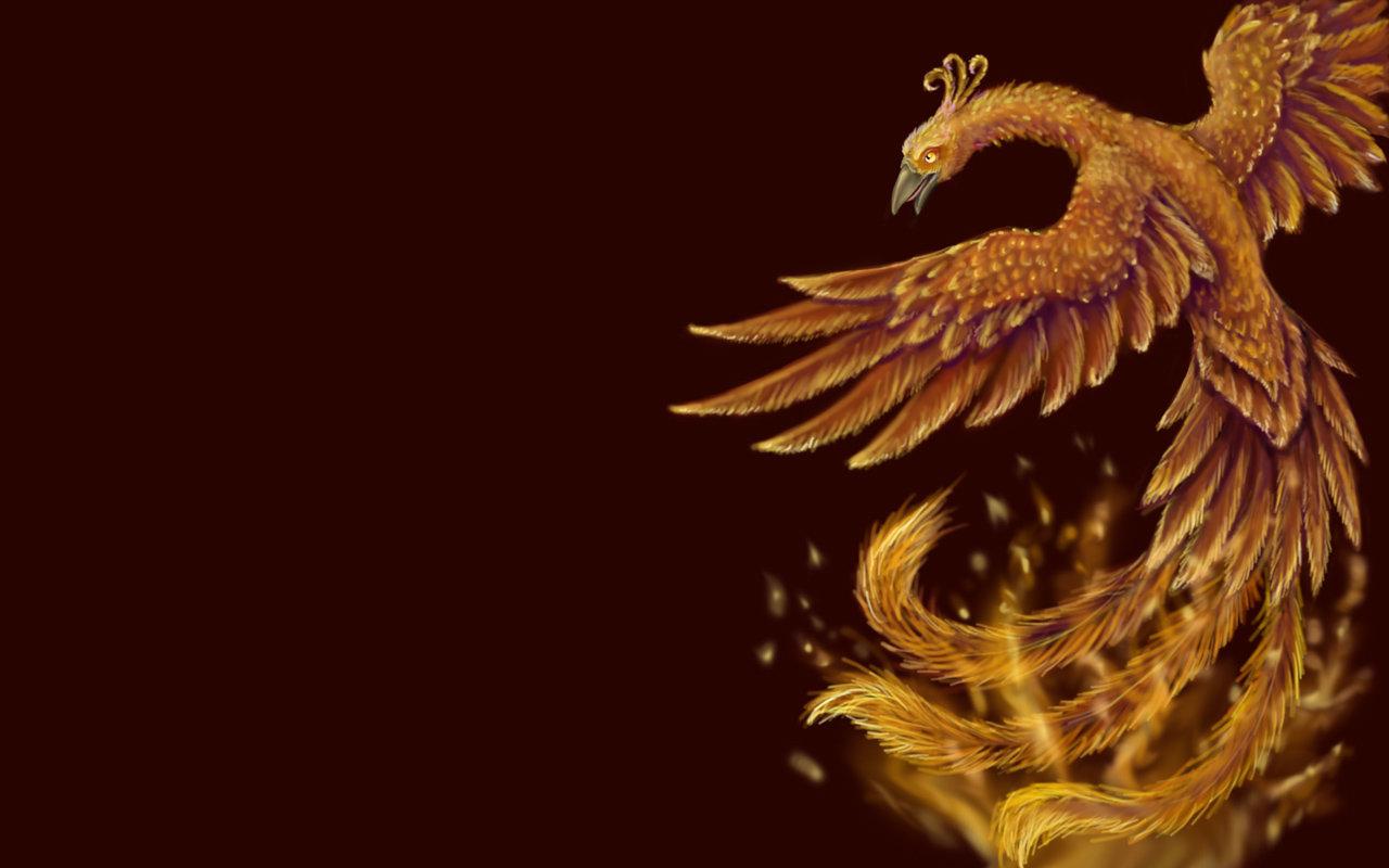 Phoenix Wallpaper by Aurinona 1280x800