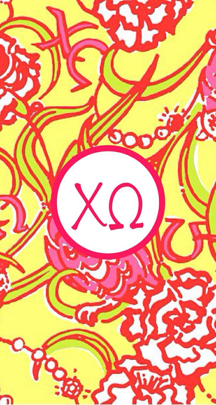 chi omega iPhone wallpaper Sorority life CHI OMEGA Pinterest 736x1377