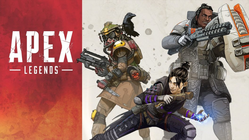 Apex Legends Full HD Wallpaper PS4Wallpaperscom 1056x594