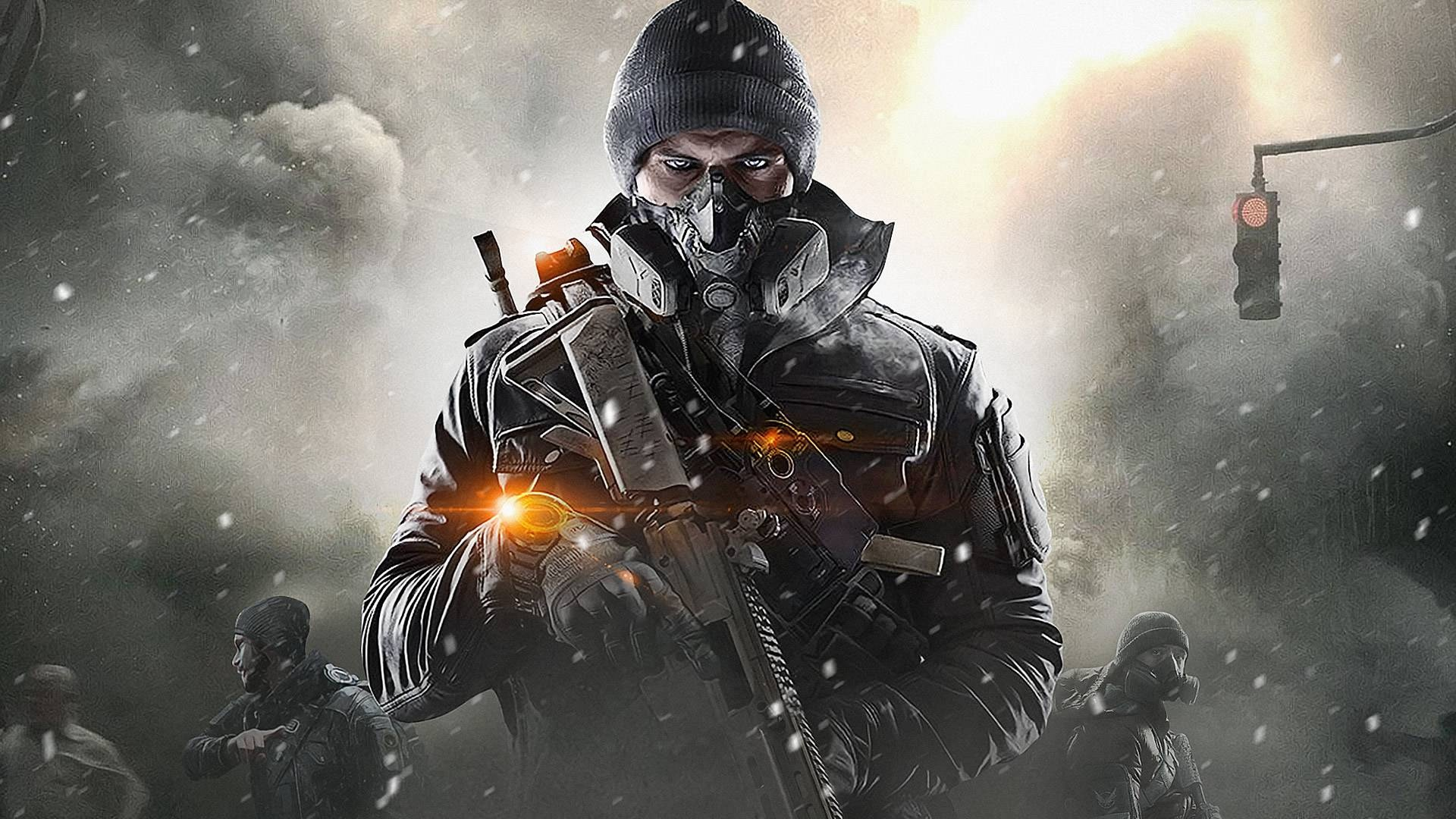 56 The Division Hd Wallpapers On Wallpapersafari