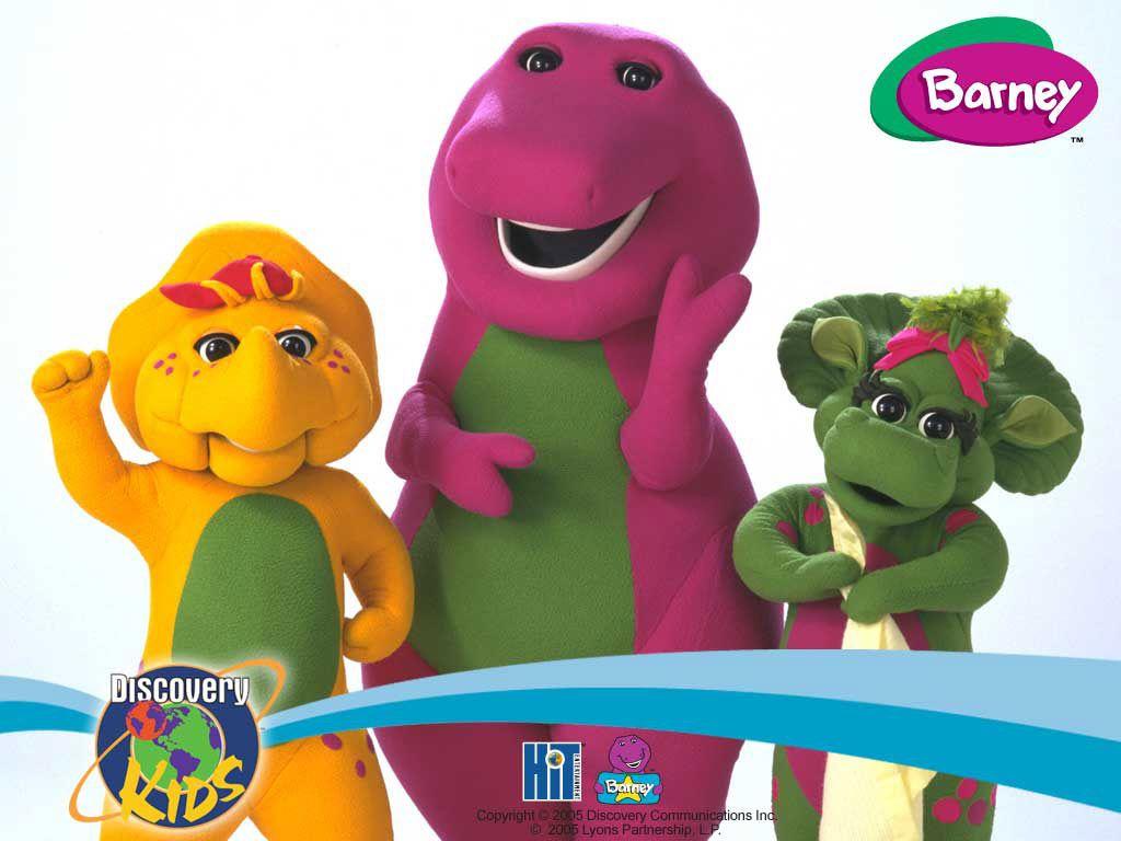 48 ] Barney And Friends Wallpaper On WallpaperSafari