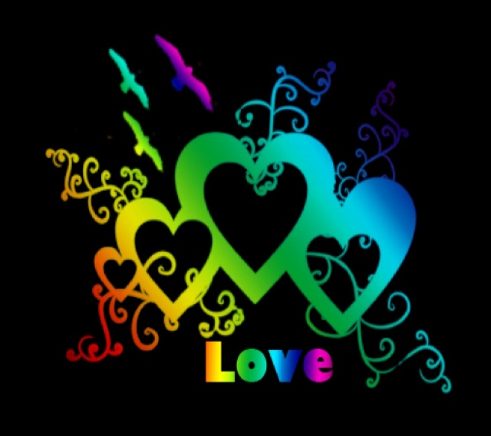 Love Wallpaper Logo : cute cell Phone Wallpapers - WallpaperSafari