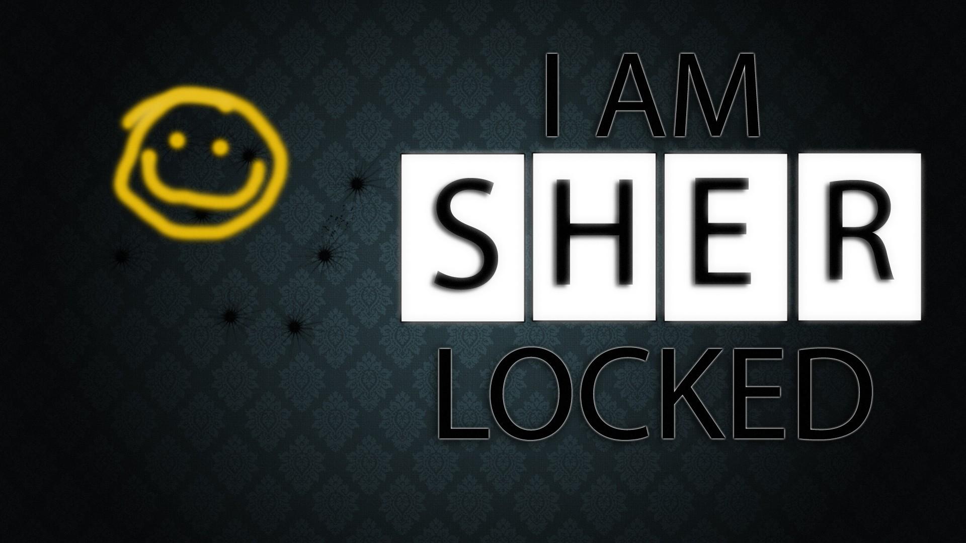 Wallpaper iphone password - Am Sherlocked Iphone Wallpaper I Am Sherlocke