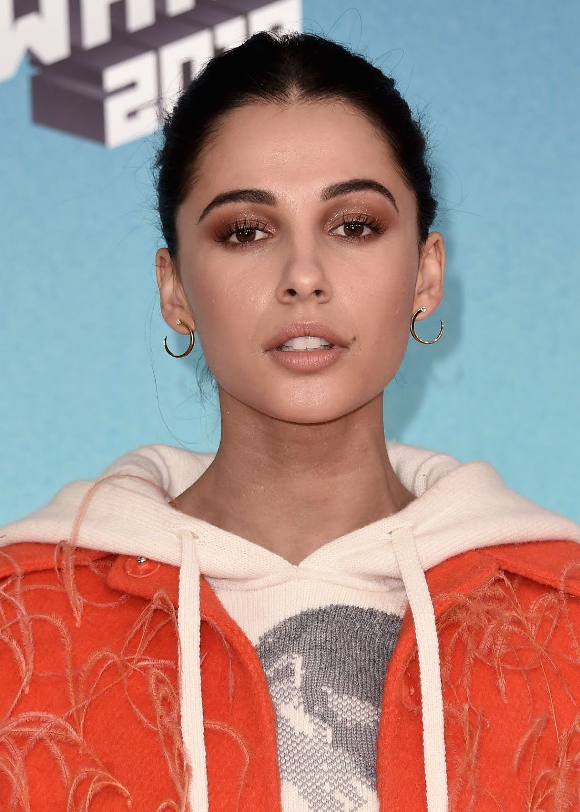 Wallpapers of Naomi Scott At Nickelodeon Kids Choice Awards 2019 1143x1600