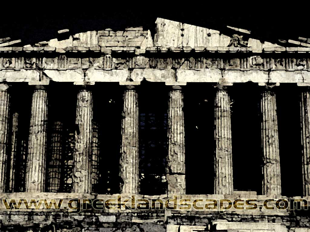 Greece Greek Wallpaper 1024x768