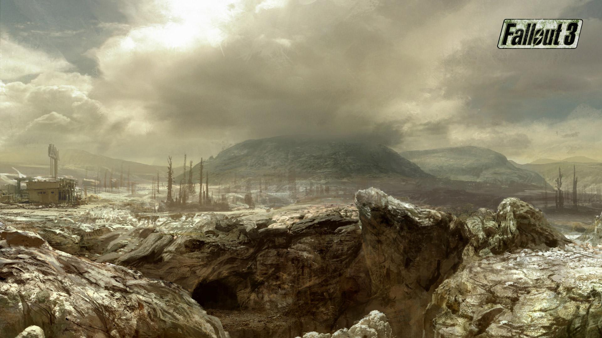 Fallout 3 Wallpaper in 1920x1080 1920x1080