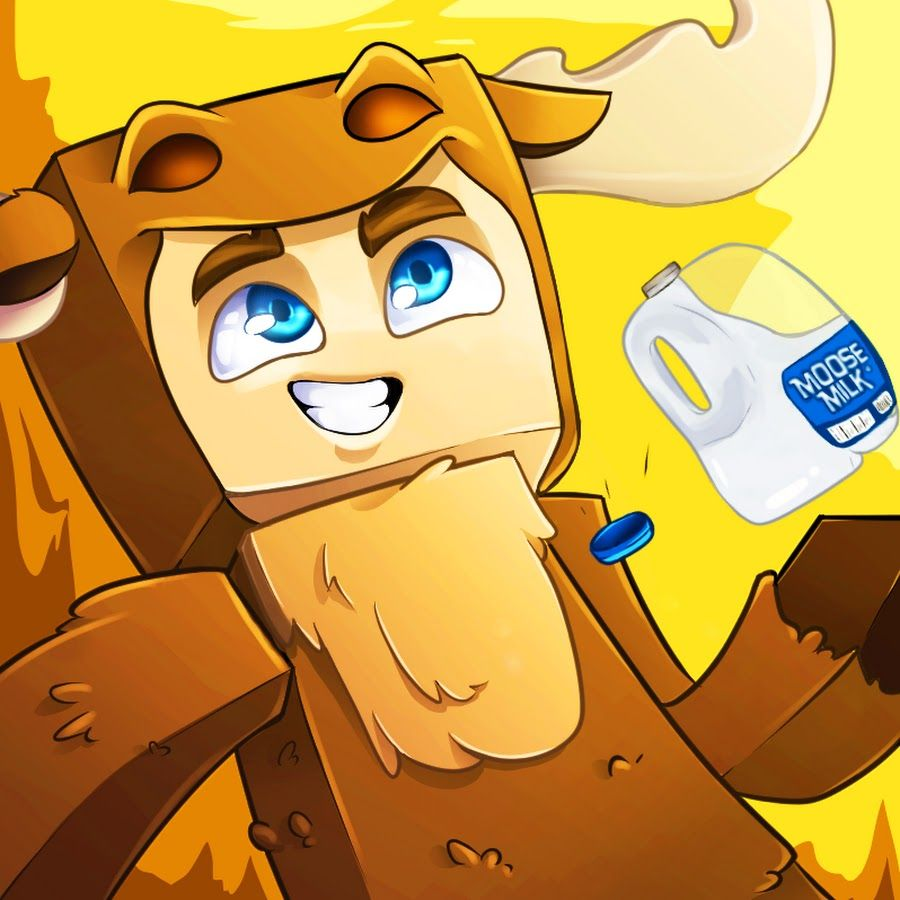 Moosecraft Kid friendly YouTubers Moose crafts Minecraft 900x900