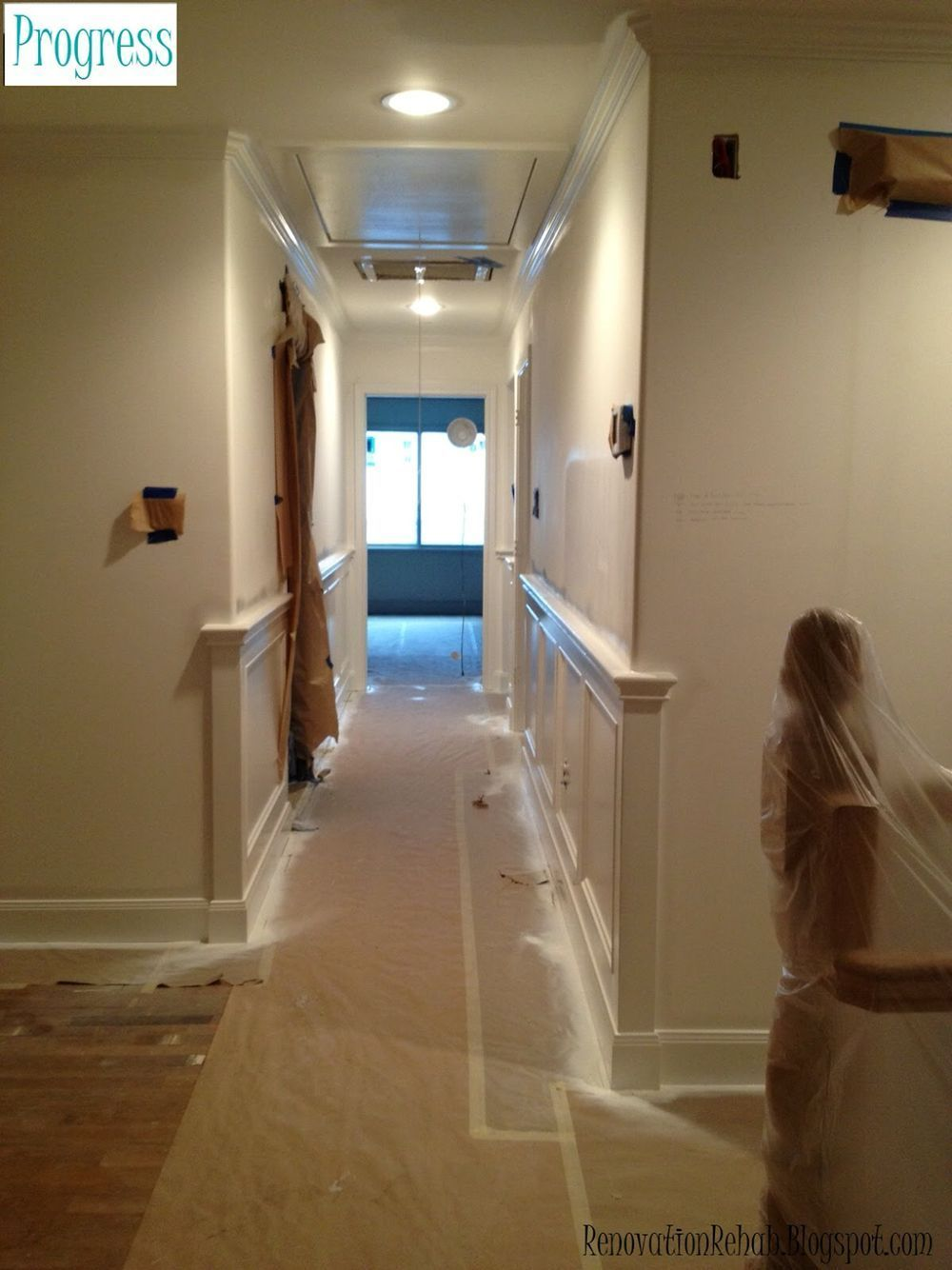 6 Affluent Tricks Wainscoting Height Spaces wainscoting living 1000x1334