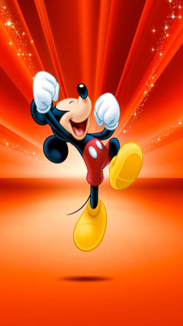 Mickey Mouse Iphone 6 Wallpaper Wallpapersafari