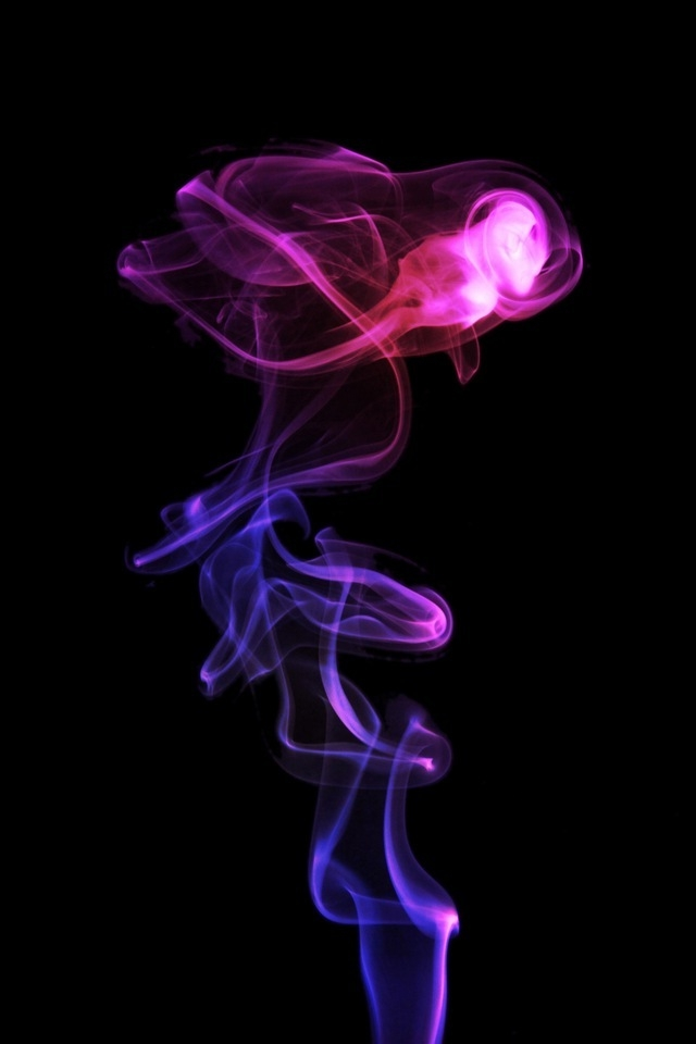 Smoke IPhone HD Wallpaper Download 640x960