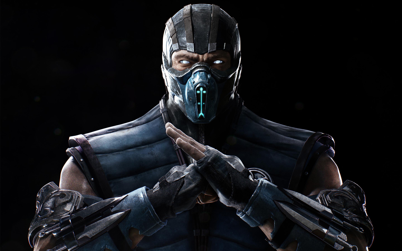 Free Download Mortal Kombat X Sub Zero 4k 5k Wallpapers Hd
