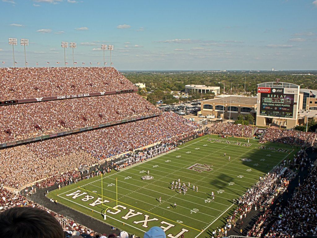 Kyle Field College Station TX 1024x768