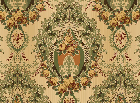 Avonly   Historic Wallpapers   Victorian Arts   Victorial Crafts 576x426