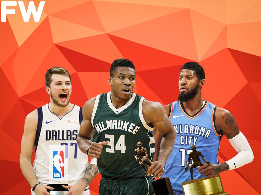 2019 NBA Awards Predictions Giannis Antetokounmpo MVP Luka 1024x768