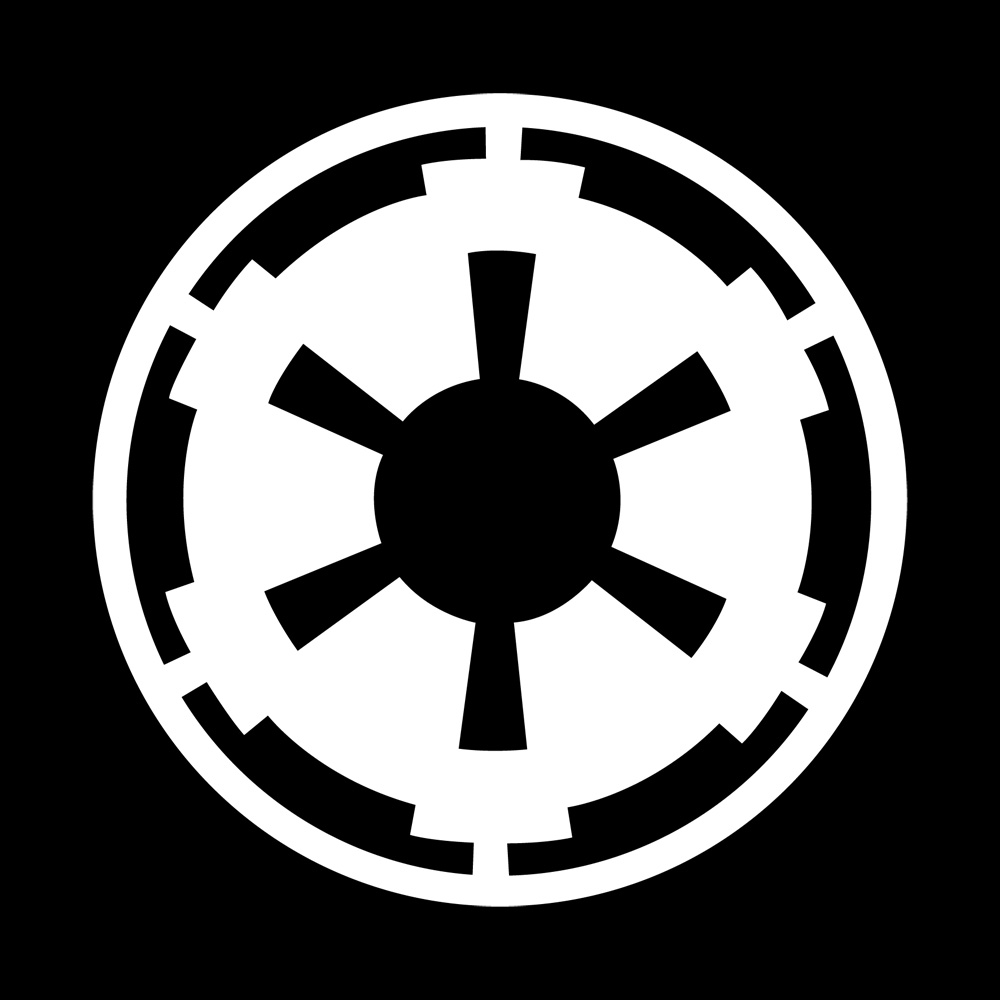 Star Wars Empire Logo Wallpaper Wallpapersafari