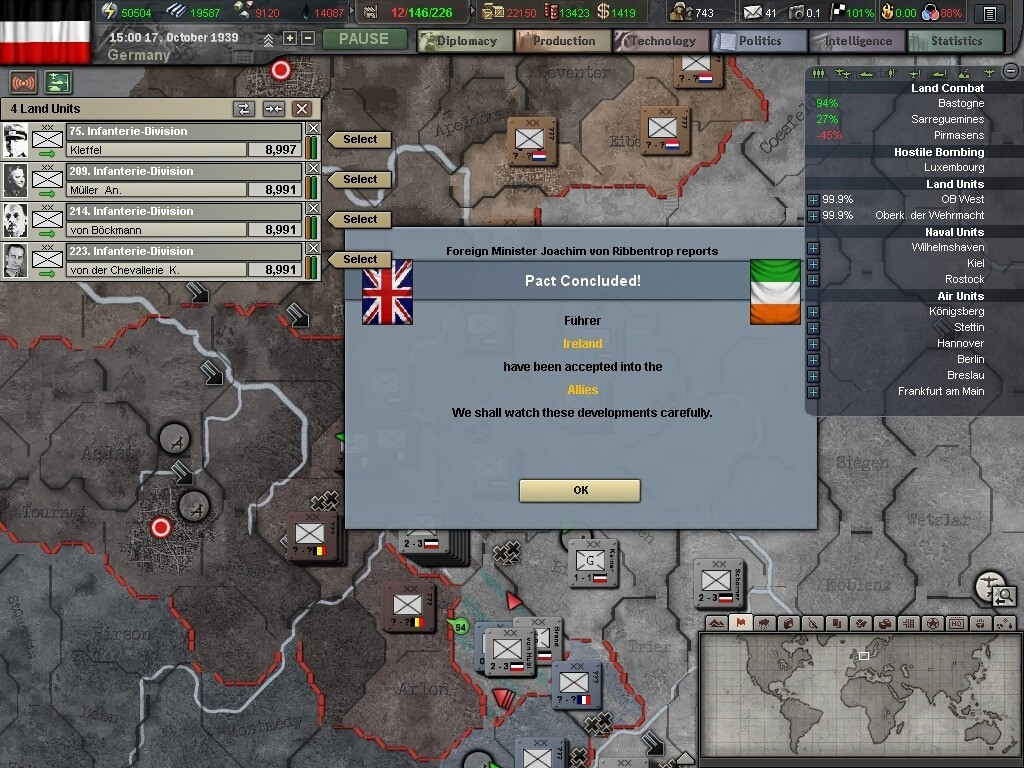 Buy Hearts of Iron 3 Steam 1024x768
