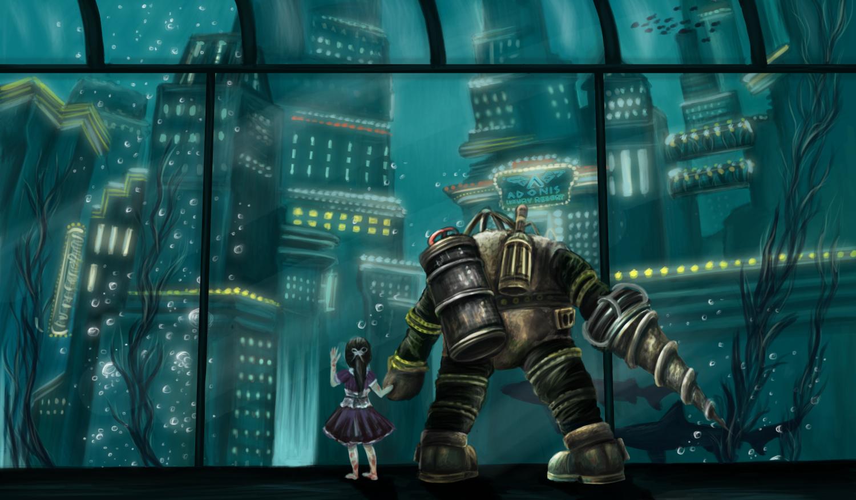 BioShock Rapture Wallpaper - WallpaperSafari