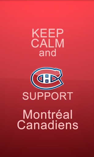 Canadiens Wallpaper Canadiens wallpaper for 307x512
