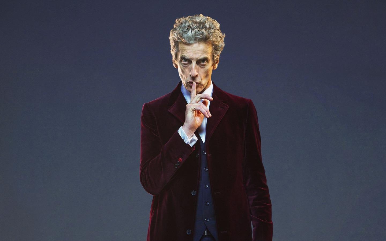 Download wallpaper 1440x900 doctor who twelfth doctor peter 1440x900