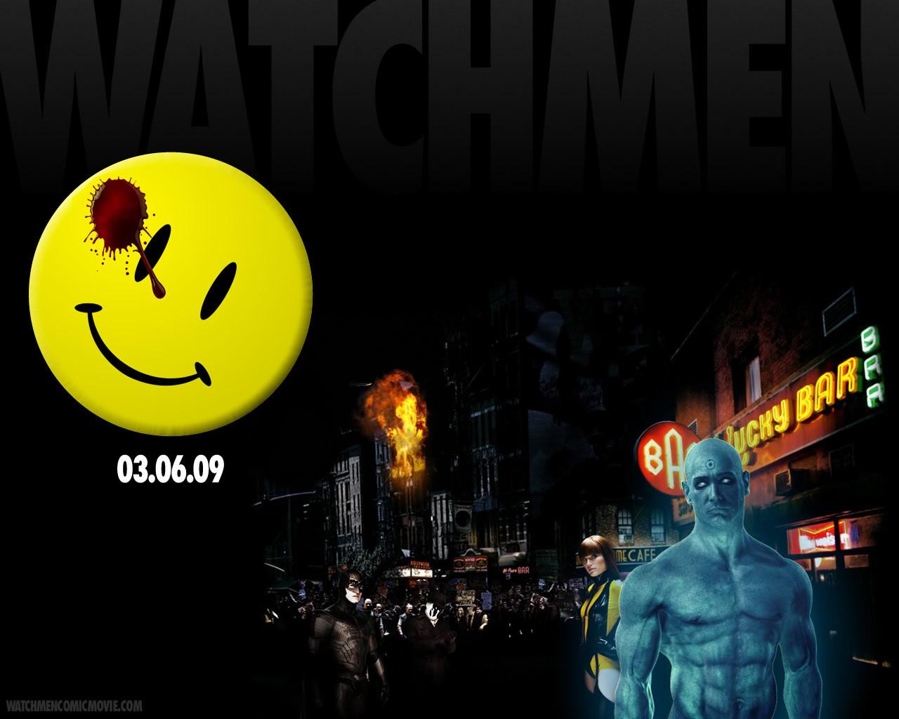 Dr Manhattan   Watchmen Wallpaper 5288055 1280x1024