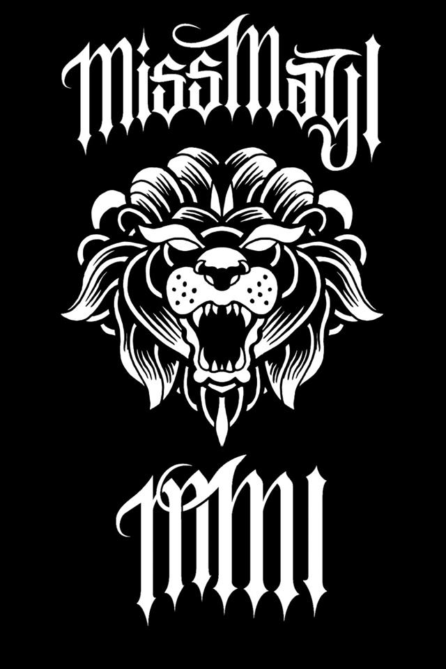 Miss May I Logo 640x960