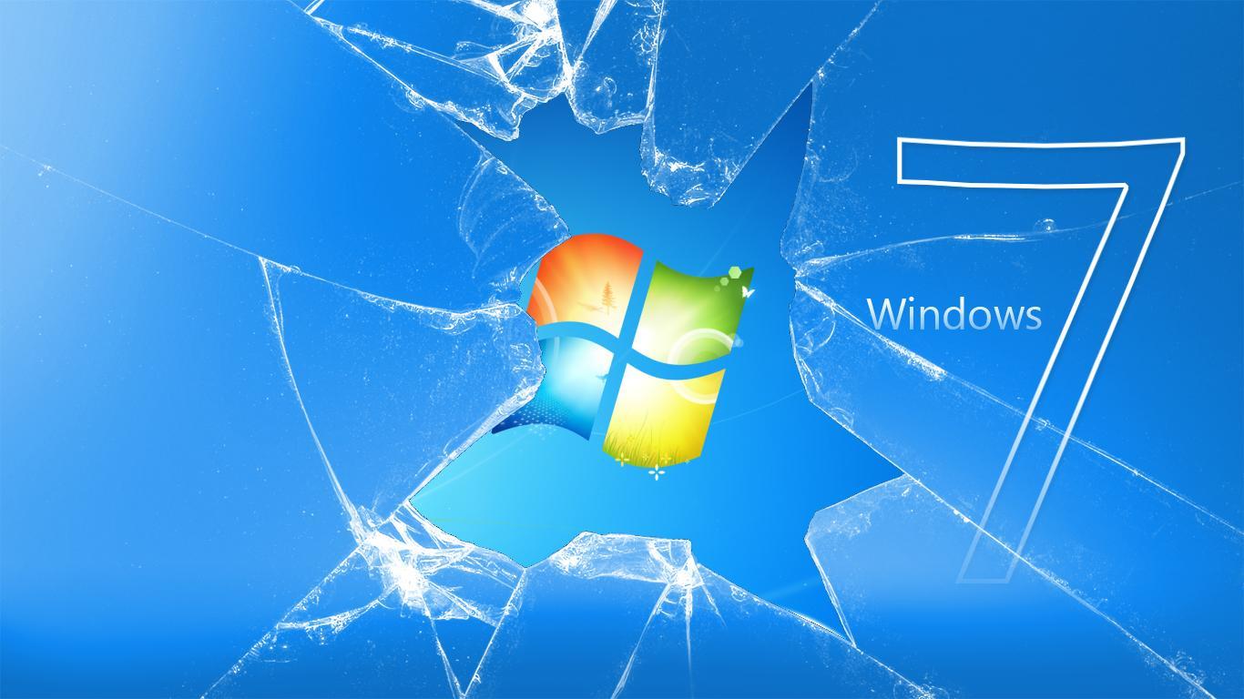Как сделать обои на рабочий стол windows 7 начальная