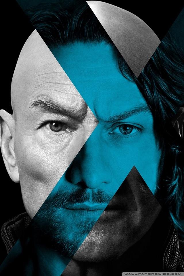 X Men Days Of Future Past Professor X 4K HD Desktop Wallpaper 640x960