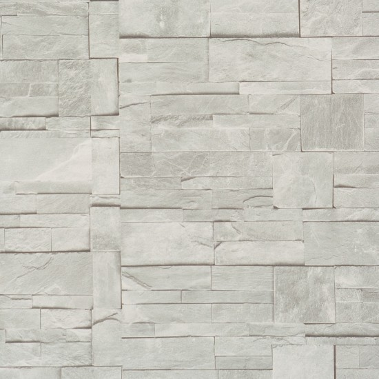 Faux Stone Wallpaper Ash Sample   Contemporary   Wallpaper   by 550x550