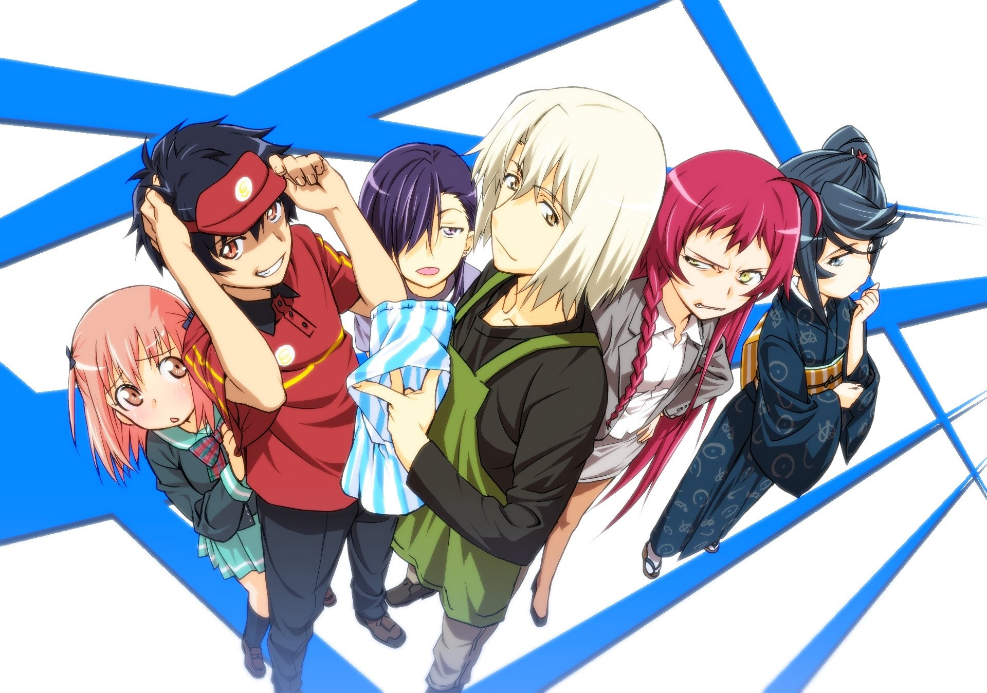 The Devil is a Part Timer Wallpapers 82 images 1920x1349