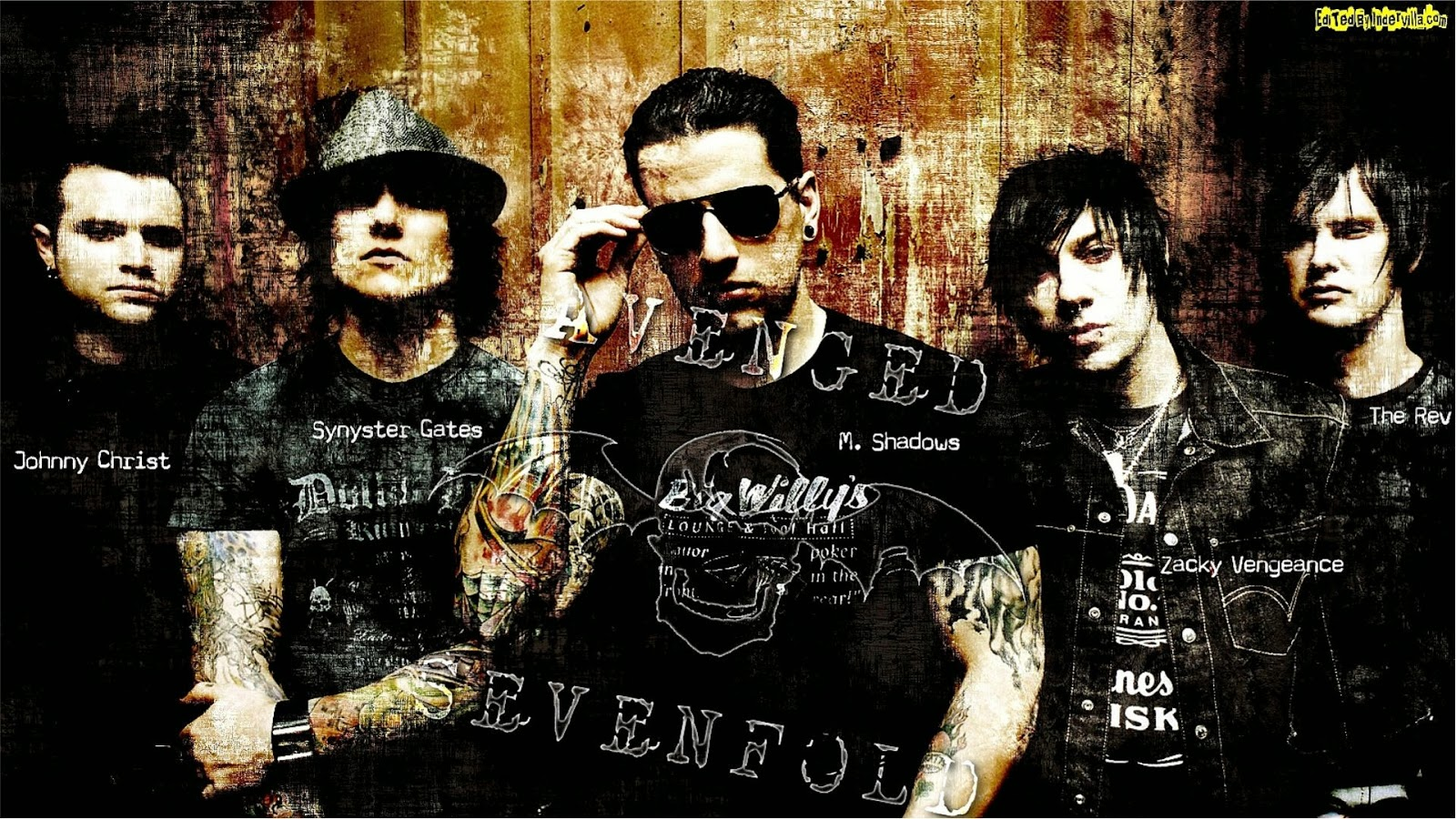 1600x900px avenged sevenfold hd wallpaper wallpapersafari wallpaper avenged sevenfold hd terbaru deloiz wallpaper 1600x900 download voltagebd Choice Image