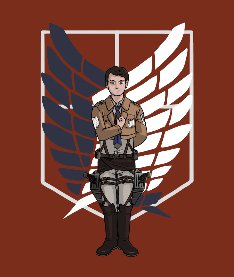 Wings Of Freedom by fullxmetalxgir 800x945