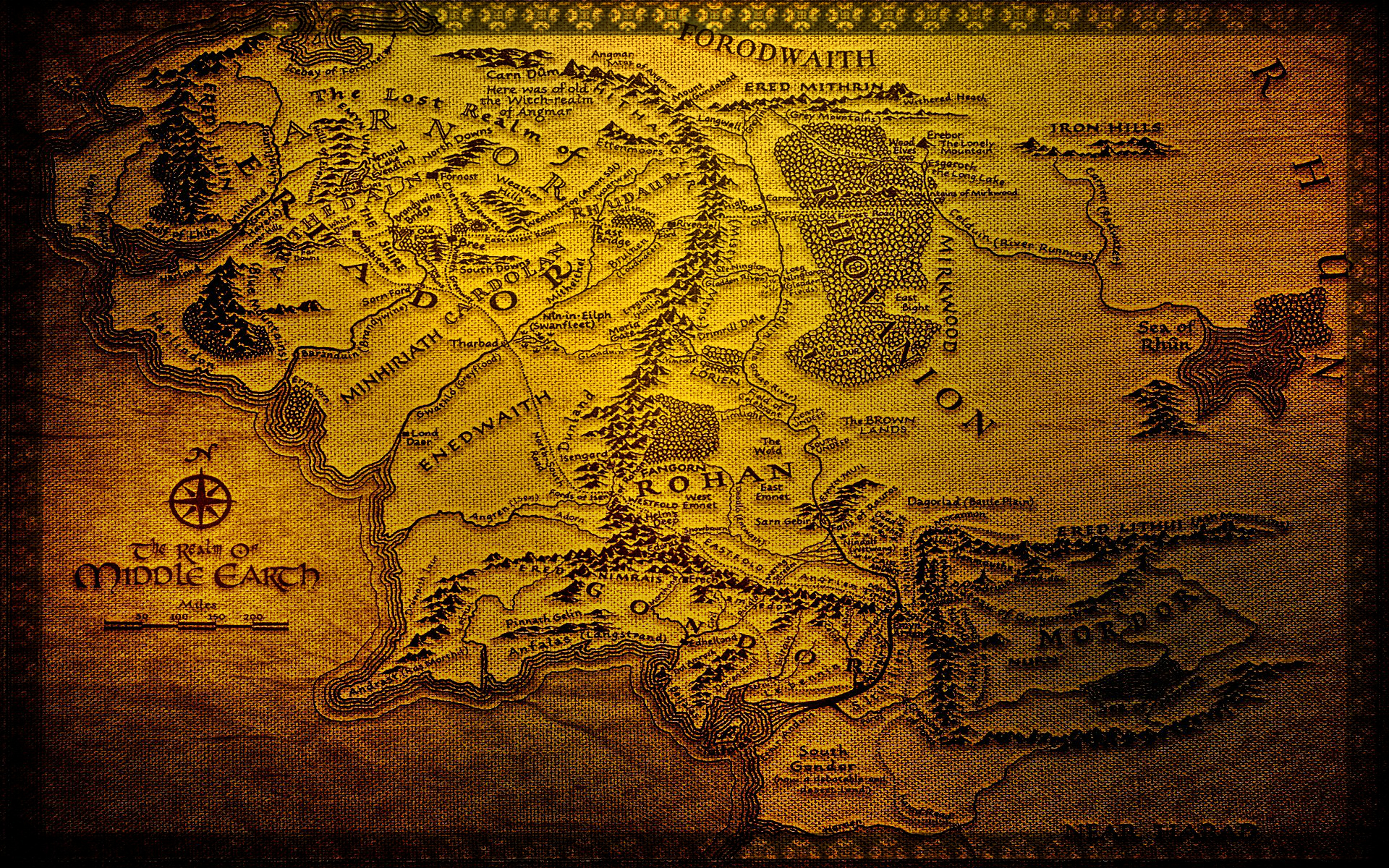 Lord Of The Rings Photos Top and High Quality HD 1920x1200