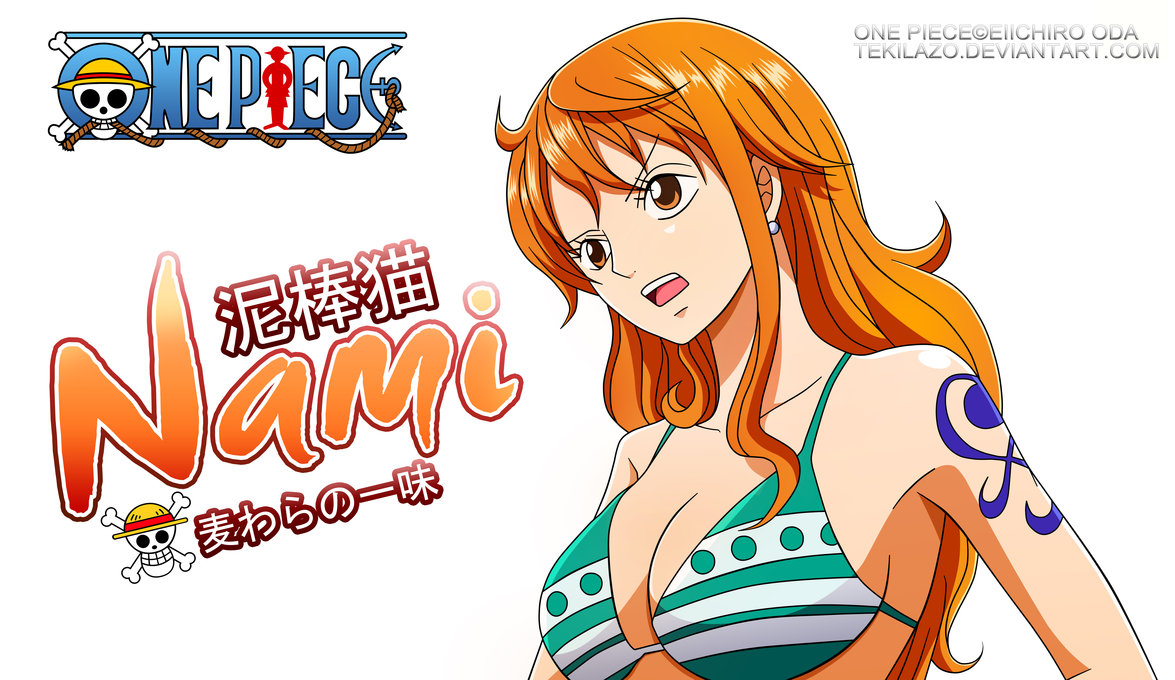 Free Download One Piece Nami By Tekilazo300 1175x680 For Your Desktop Mobile Tablet Explore 50 One Piece Nami Wallpaper One Piece Anime Wallpaper One Piece Wallpaper 2015 Cool One Piece Wallpapers