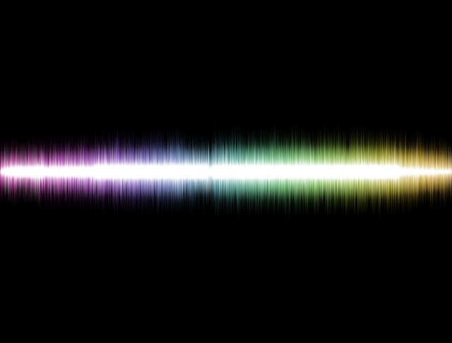 Sound Wave Wallpaper   4K This is the original 4k version 640x486